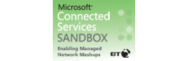Microsoft Connected Services Framework Competition Series