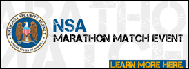 NSA Marathon Match Event