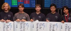 2007 TopCoder Collegiate Challenge