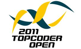 2011 TopCoder Open